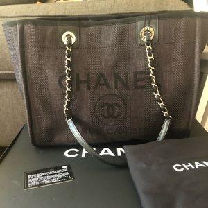 Chanel Small Deauville Tote